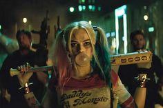 Suicide Squad - Harley Quinn - Margot Robbie - Dave Eckelman