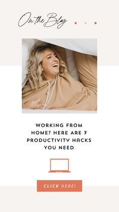 I gathered up all my favorite work-from-home tips and tricks for YOU today! I know that these are weird times and it's not always easy to…