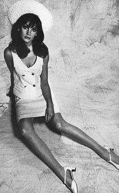 Jean Shrimpton by David Bailey