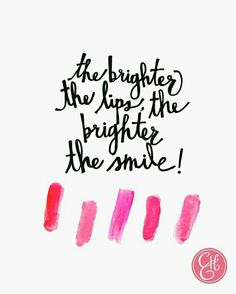 Lipstick Quotes My Favorite Lipstick Quotes  Pinterest  Red Lipsticks And Makeup