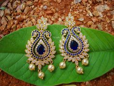 Elegant Fashion Wear Explore the trendy fashion wear by different stores from India Indian Jewellery Design, Indian Jewelry, I Love Jewelry, Modern Jewelry, Indian Earrings, Layered Jewelry, Turquoise Jewelry, Silver Jewelry, Ancient Jewelry