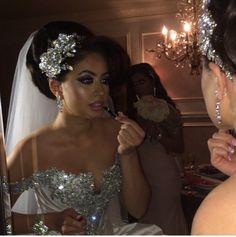 Beautiful albanian nuse wedding dress
