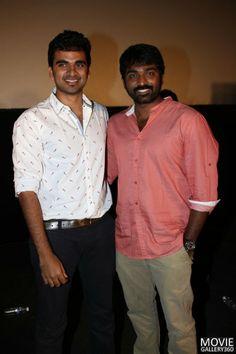 Ashok Selvan and vijay sethupathi