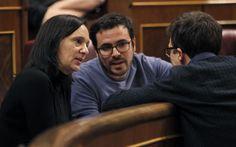 Garzón pide que comparezca Guindos para explicar cómo se devolverá el dinero de las cláusulas suelo