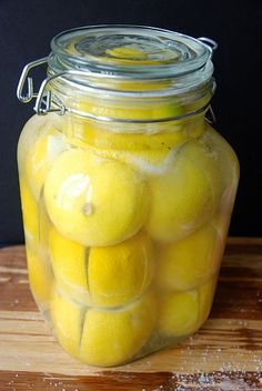 Preserved lemons...A friend sold me some at the fete and now I want to make them!