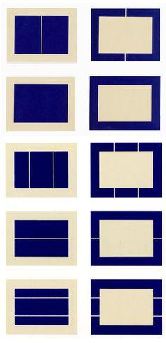 Donald Judd - Minimalism painting