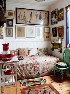 """La casa de un apasionado coleccionista con """"horror vacui"""""""