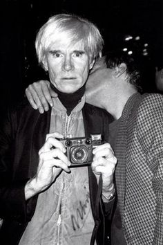 Andy Warhol and Steve Rubell, Fall 2013: Glam Rock