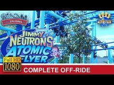 ► komplettes Off-Ride Video von Jimmy Neutron's Atomic Flyer, der Familienachterbahn im Movie Park Germany ► aktuelle Freizeitpark-News auf http://www.parkerlebnis.de
