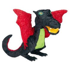 Get your vorpal sword and slay the Jabberwock pinata!