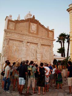#PugliaOpenDays, Fontana Greca di Gallipoli ;)    Per saperne di più su questa e su tutte le altre attività di Puglia Open Days, visitate il sito www.viaggiareinpuglia.it/opendays