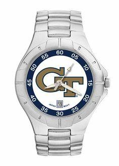 Georgia Tech Yellowjackets Men's Pro II Watch by Logo Art. $49.99. NCAA Georgia Tech Yellowjackets Men's Pro II Watch