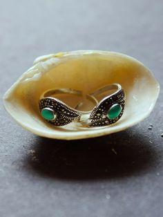 Wind Design Toe Ring Genuine Sterling Silver 925 Adjustable Jewelry 1.3 grams