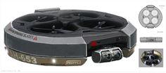 Quadrocopter Drone [Elysium] (a must!)