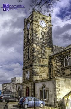 St Hilda's Church, South Shields. South Tyneside. This is where I was Christened 1948.