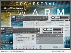 Spitfire Audio takes flight with ORCHESTRAL SWARM, a creative collaboration with Bleeding Fingers Bbc Blue Planet, Finger Music, Technology Magazines, Magazine Articles, Music Industry, Electronic Music, Soundtrack, Collaboration, Audio