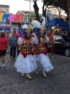 Blocos carnavalesco e elas as belas!