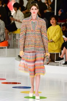 Chanel, Look #18