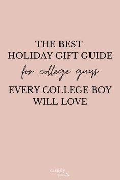 This list of gifts for college guys is absolutely genius. I'm seriously using this as my gift guide for my college-age son! Gifts For College Boys, College Guys, College Graduation Gifts, College Students, Holiday Gift Guide, Holiday Fun, Darn Tough Socks, Beard Grooming Kits, Only Getting Better