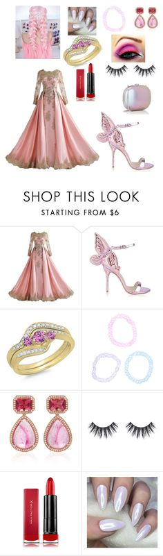 """""""Fancy Pants"""" by fairytail01 ❤ liked on Polyvore featuring Sophia Webster, YES, Hot Topic, Dana Rebecca Designs, Max Factor, Jeffrey Levinson and contestentry"""