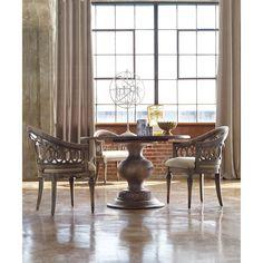 Hooker Furniture Melange Cambria Dining Table