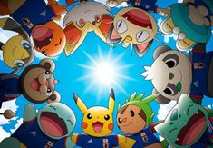 Pikachu is Going to the 2014 World Cup - http://videogamedemons.com/pikachu-is-going-to-the-2014-world-cup/