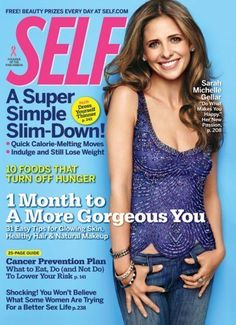 Self Magazine Just $3.99 A Year!
