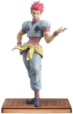 Banpresto Hunter X Hunter Hisoka Hyskoa DX Figure Japan Import for sale online Hisoka, Zoldyck, Hunter X Hunter, Dbz, One Piece Film, Statues, Tokyo Ghoul Pictures, Fukuoka Japan, Kawaii Room