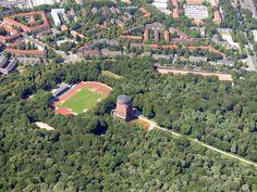 Das Hamburger Planetarium im Stadtpark #Hamburg