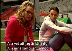 Grynet och Zlatan Fact Quotes, Words Quotes, Short Fairy Tales, Word Line, Drunk In Love, Everything And Nothing, Different Quotes, Tv Actors, Reasons To Smile