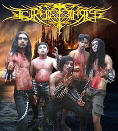 musisi kronis666 black xtreme metal