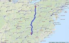 Driving Directions from 1228 N Wooster Ave, Dover, Ohio 44622 to Anderson, South Carolina | MapQuest
