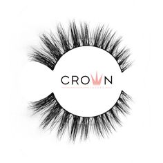 -RAVISHING- 3D MINK Lashes. These Fake Lashes are handmade and cruelty free! Crown Lashes are ultra luxurious, lightweight and with their matte fibers, they are super natural looking! Their ultra thin seamless band will make the process of your fake lashes application easier then ever! Our latex-free Crown glue provides a precise and mess free application. 21.99$ can Fake Lashes, 3d Mink Lashes, Super Natural, Latex Free, Makeup Yourself, Cruelty Free, Crown, Band, Handmade