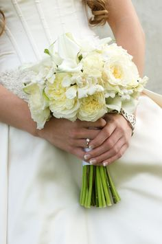 Bride Bouquet  Floral Design by Blossom & Branch  Full Service Planning by Private Receptions  #wedding  #bouquet  #peonies