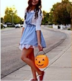 Dorothy costume diy by macbarbie07. I love this! One of the easiest costumes to & Dorothy Costume for Tweens/ Teens! | Teen Dorothy Costume | This ...