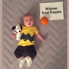 These Parents Are Dressing Their Baby In A Different Costume Every Day Until Halloween