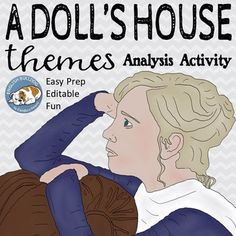 a dolls house textual analysis A teacher's guide to the signet classics edition of henrik ibsen's a doll's house an introduction to a generation of students raised on liberated dolls such as barbies and bratz, henrik.