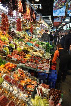 Boqueria  Market  BCN   Catalonia