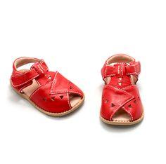 baby girl trini sandal attitude