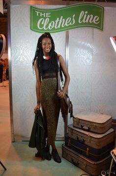 Michelle Oju - one of our style ambassador Clothes Show winners