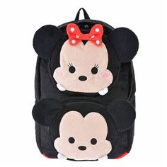 Mickey & Minnie Tsum Tsum Backpack ~ Disney Store Japan