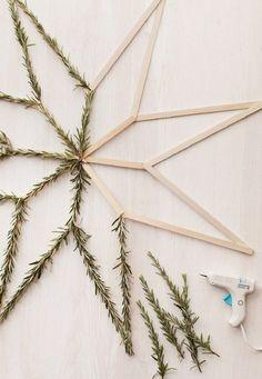 DIY Noël : 18 idées pour une décoration végétale