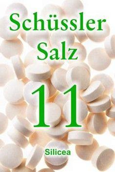Schüssler Salz Nr. 11, Silicea