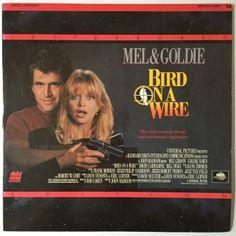 Bird on a Wire Laserdisc