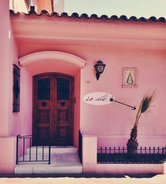 little Spanish houses...Cordoba, Argentina