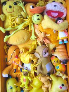 Jane Fairhurst Colour Box Series: Yellow