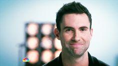 =) Yeah Adam Levine