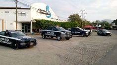 Con el despliegue de elementos de la Policía Michoacán, la Secretaría de Seguridad Pública monitorea en todo el estado las manifestaciones por el aumento al precio de los combustibles y ...