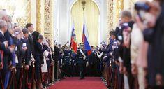 La cérémonie d'investiture de Vladimir Poutine comme si vous y étiez