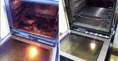 Limpieza del horno